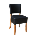 Memphis Club Chair Vinyl Seat and Backrest