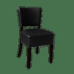 Memphis Club Chair Vinyl Seat and Backrest