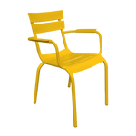 Porto Aluminium Arm Chair