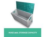 Albion 290L Outdoor Storage Box