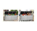 Alderley Outdoor Storage Box Bench Seat