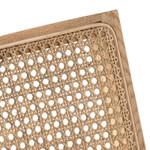 Bucca Rattan Armchair - Distress Natural and Black Seat