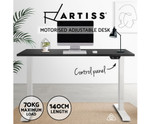 Electric Standing Desk with 1400mm Top