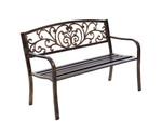 Austral Cast Iron Garden Bronze Bench