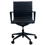 Aristotle PU Leather with Arms Office Task Chair