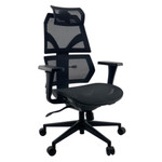 Luther Adjustable Headrest Gaming Chair