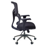 Charles Fabric and Mesh Control Office Chair