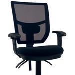 Jokowi Medium Back Adjustable Arms Office Chair