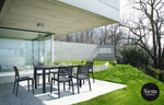 Ares Balcony Table Setting with 6 Seats