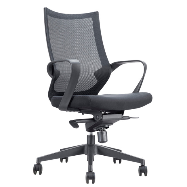 Gala Mesh Back Boardroom Chair