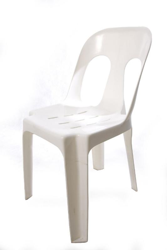 PIPEE Heavy Duty Polyproylene Chair