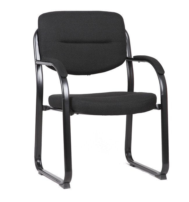 Heavy Duty Sled Base Visitor Chair