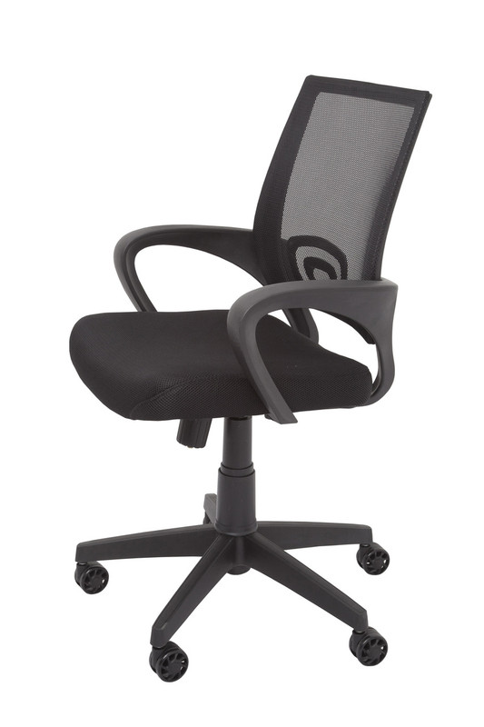 Vesta Home Office/Meeting Chair - Black