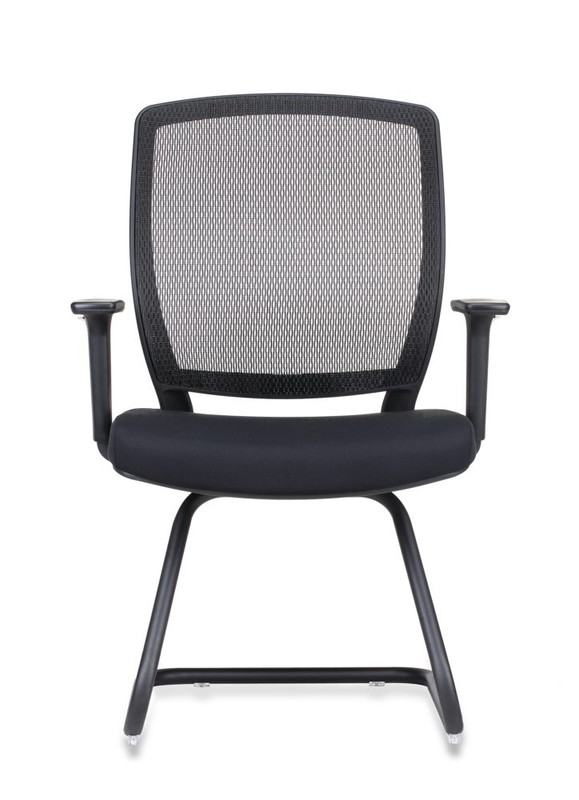 Hartley Visitor Varsity Visitor Chair - Black