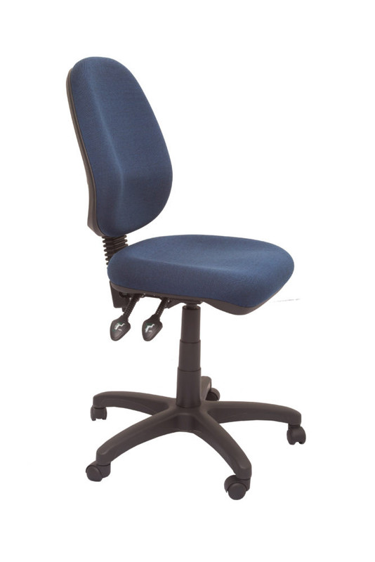 Heavy Duty High Back Commercial Grade Operator Chair