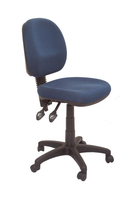 Commercial Grade High Back Operator Chair