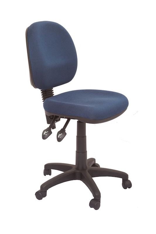 Commercial Grade Medium Back Operator Chair
