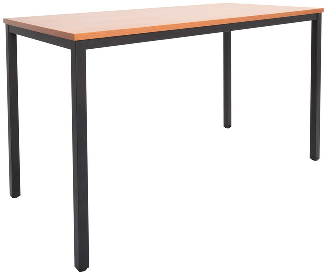 Steel Frame Drafting Height Rectangle Table