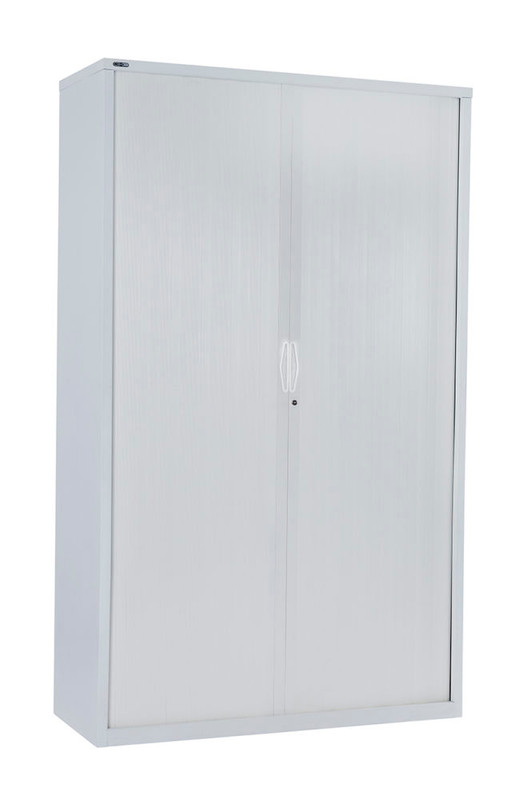 Life Tambour Door Unit With Shelves