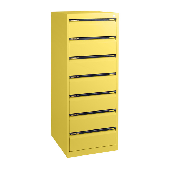 CardGO 7 Drawer CD Cabinet