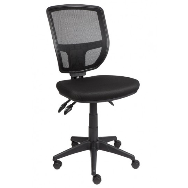 Dale Task Chair - Black