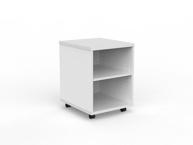 Mod Blaze Mobile Office Bookcase
