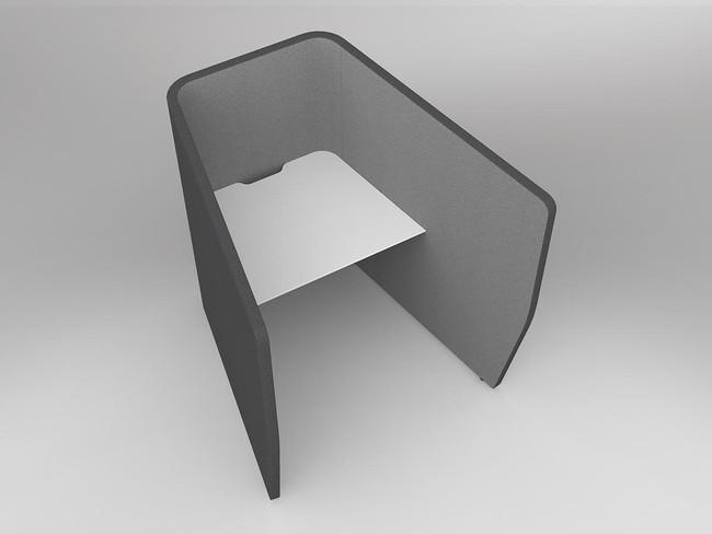 Mod Zip Single Activity Based Working Desk