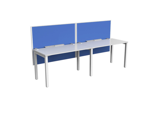 Axle Office Desking-2 User-Singlesided