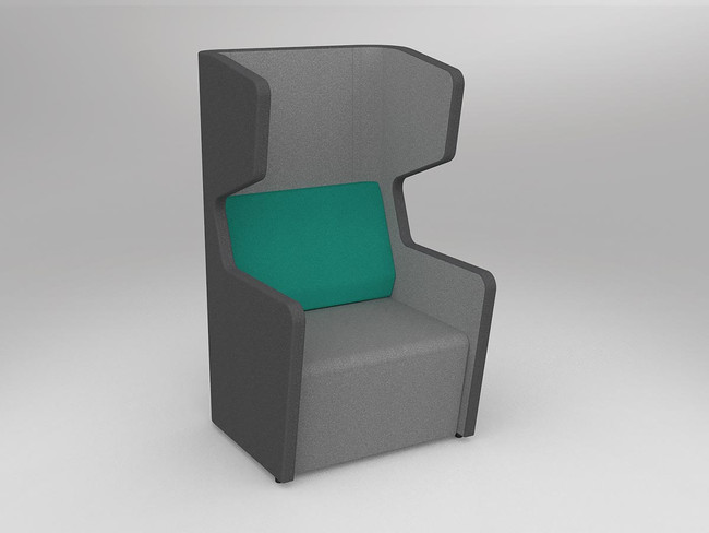 Mod Wing  ABW Seating - Meeting / Quiet Space