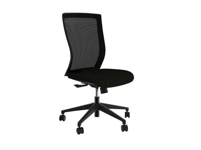 Stable Task Office Chair - Breathe Black