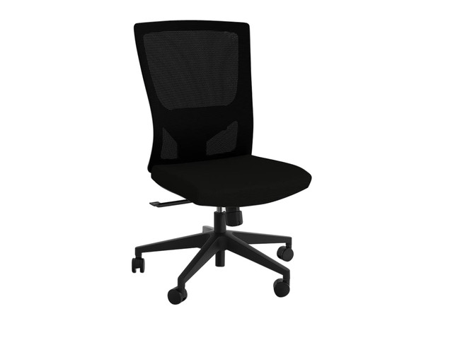 Optic Task Office Chair - Mesh - Black