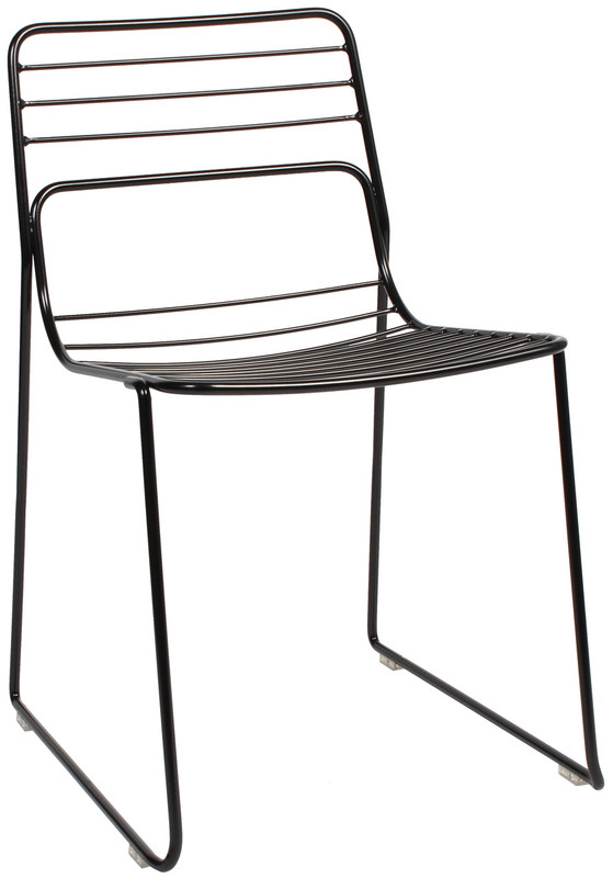 Cage Cafeteria Chair