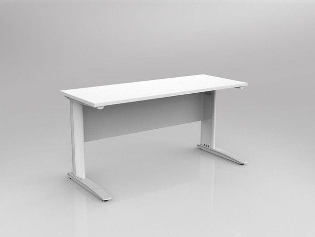 Arrow Office Desk with Modesty Panel