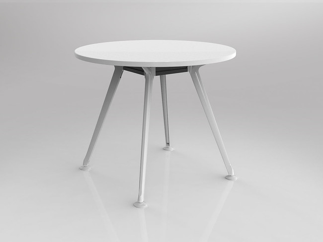 Team Round Meeting Table