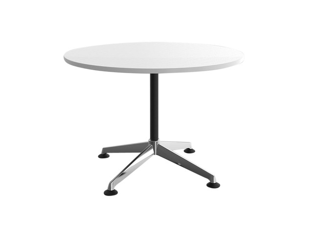 Simple Modern Round Meeting Table