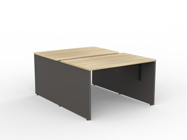 Blaze 2 Person Office Workstation - Double Sided Desks