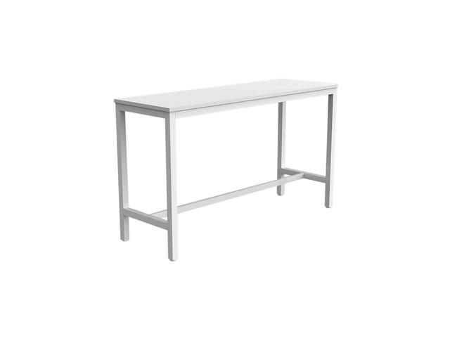 Axle Long Bar Leaner Table