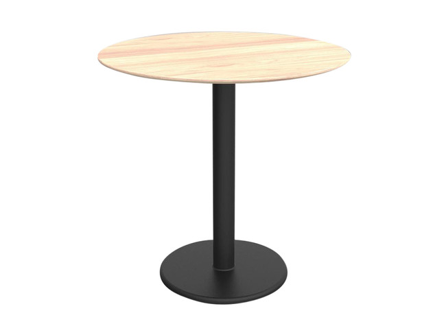 Mod Stand Height Round Bar / Meeting Table - Activity Based Working