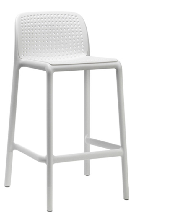 Bora Outdoor Bar Stool - 650mm Height