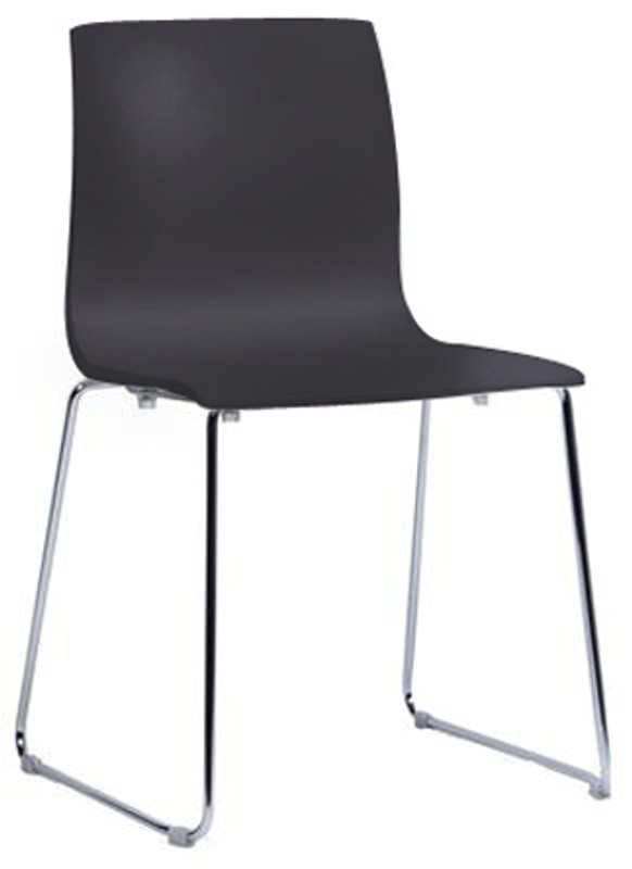Alice Sled Base Training Room Chair - Stackable