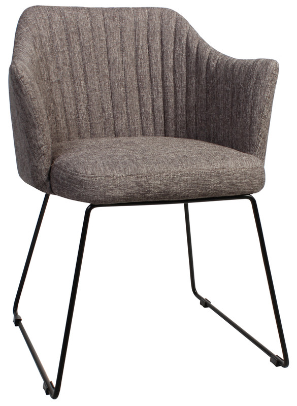 Coogee Sled Base Arm Chair
