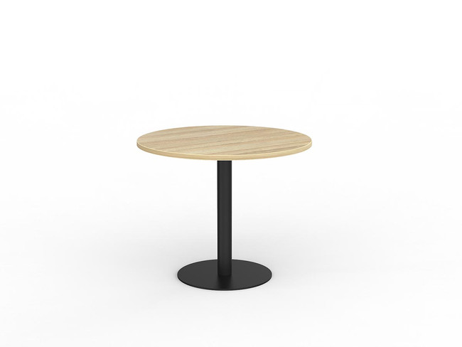 Mod System Pedestal Meeting Table