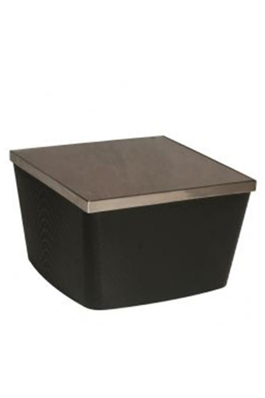 Domino Coffee Table Walnut