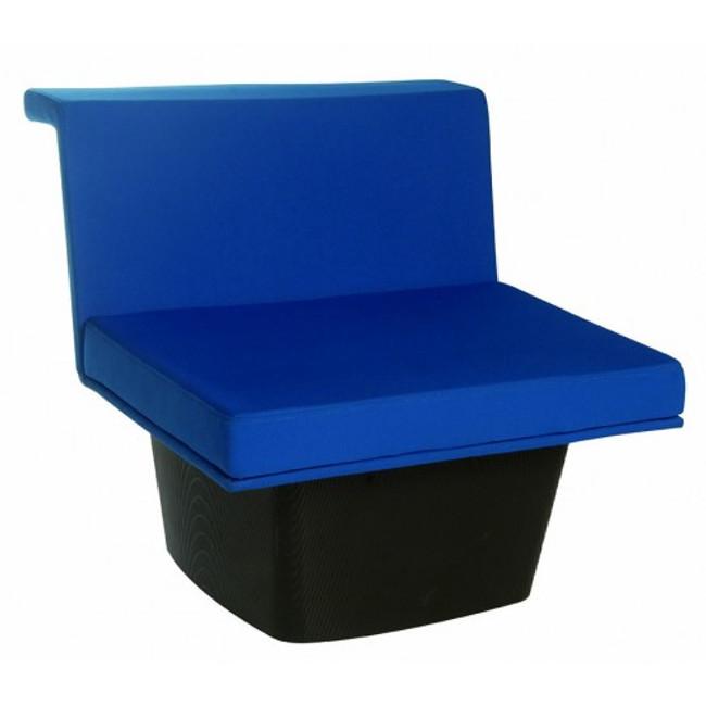 Domino Modular Waiting Room Lounge - Liner Seat