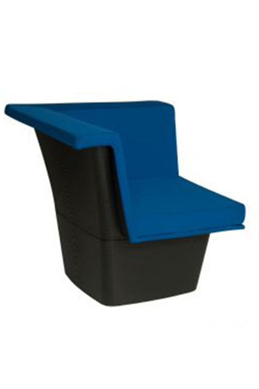 Domino Modular Waiting Room Lounge - Corner Seat