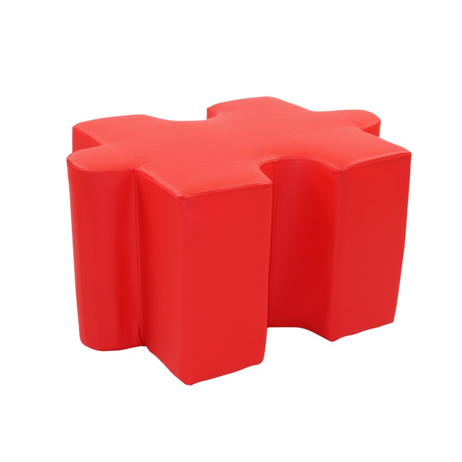 Puzzle Ottoman -  Inter-linkable