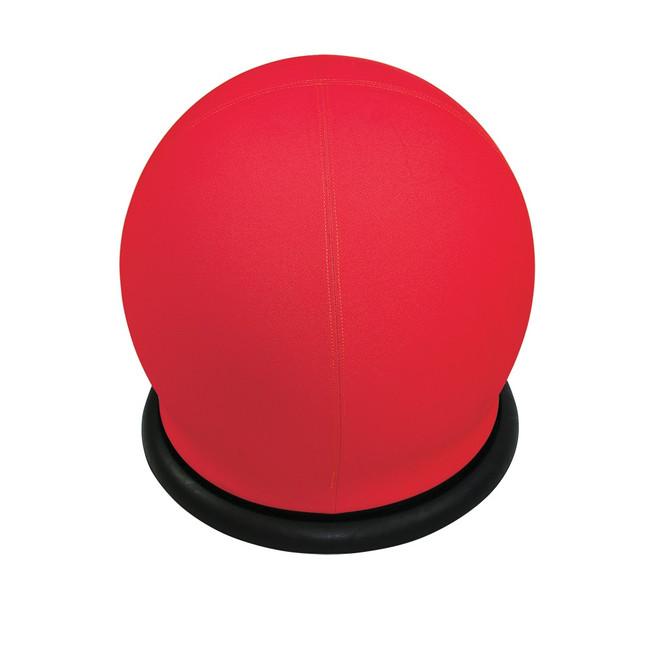 Swizzle Ergonomic Ottoman - Ball Seating