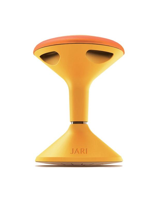 Jari Active Stool - Ergonomic Hour Glass Shape