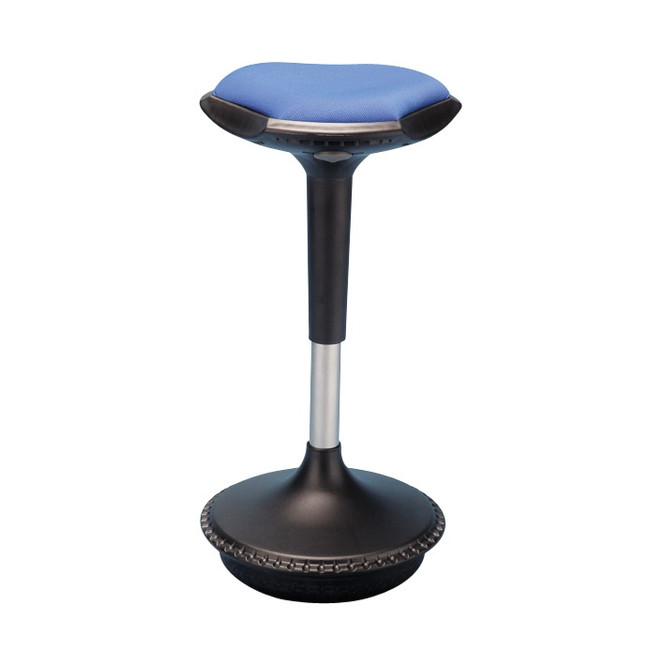 Perching Stool - Sit Stand Gas Lift Ergonomic Seating