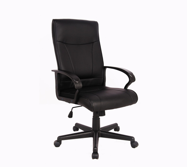 Hemsworth Executive Bonded Leather Chair